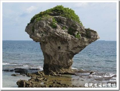 【花瓶岩】,小琉球的地標,來到小琉球如果沒有造訪過花瓶岩,就不算來到小琉球。