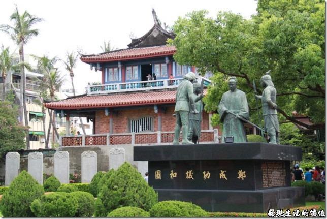 台南-赤崁樓