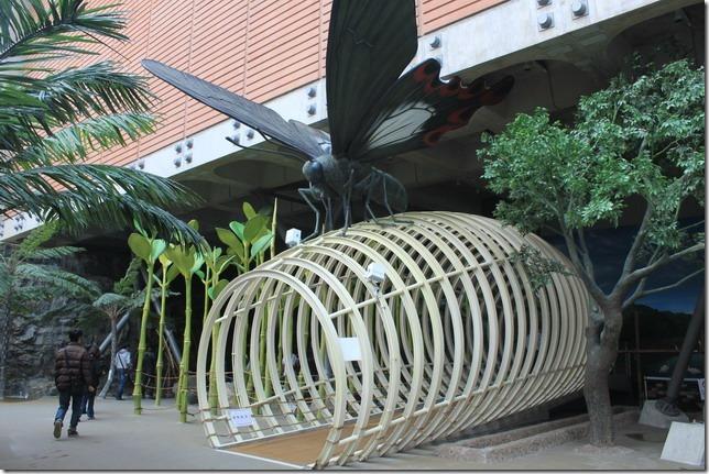 台南-國立台灣歷史博物館-兒童館的農村采風