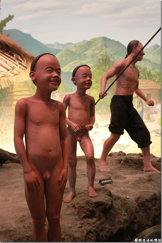 台南-國立台灣歷史博物館。特別放大版,真的是維妙維肖。