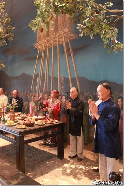 台南-國立台灣歷史博物館。民間信仰
