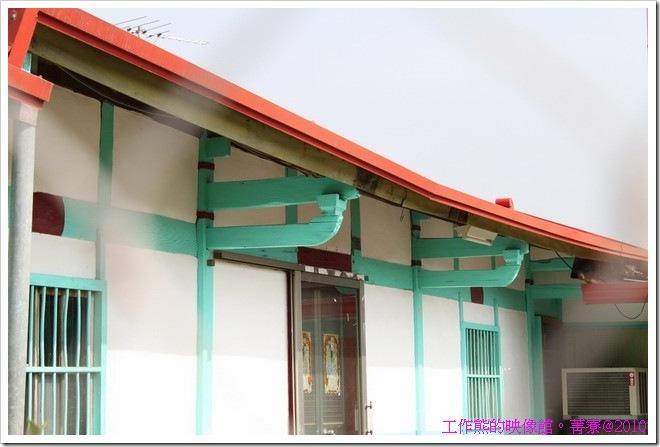 無米樂的故鄉─菁寮的建築之美