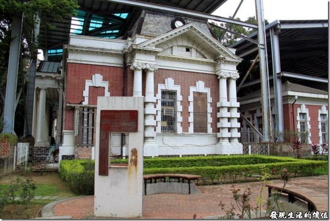 舊台南地方法院10