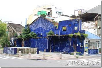 台南-海安路藍晒圖