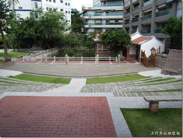 台南吳園 公會堂