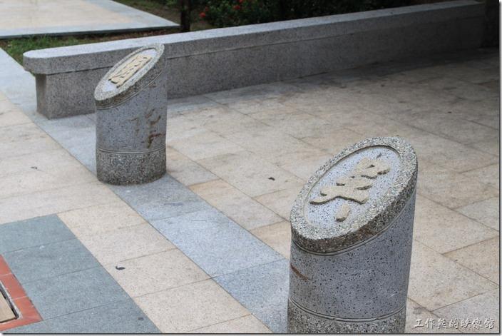 台南鬧區內美麗小庭園─吳園+公會堂