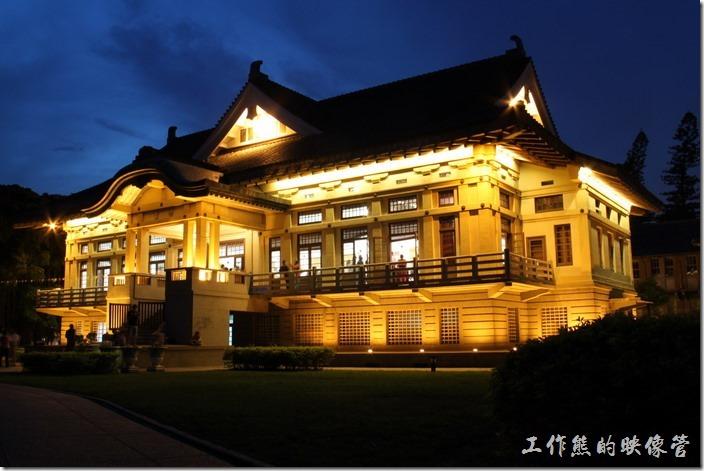 台南市忠義果小禮堂-武德殿