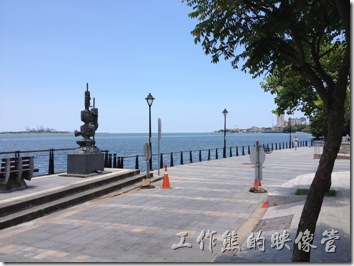 台北淡水自習車道