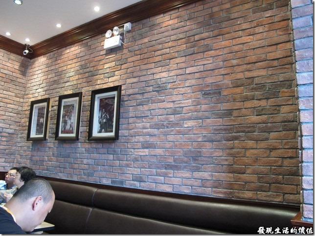 上海-吉亨麵館御橋店。