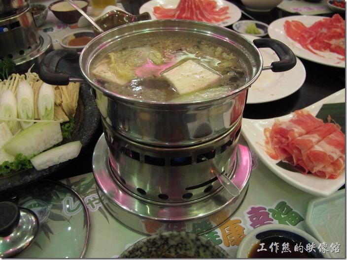 上海御香海(御味道)小火鍋