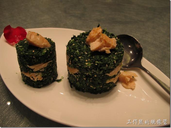 上海-小南國-三紋魚馬蘭頭