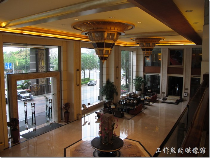 惠州-康帝國際酒店