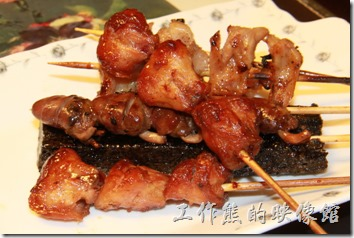 [台南]上好烤魯味(滷味),小巷飄香吃得到碳烤香的滷味