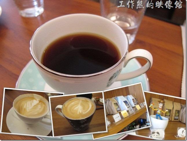 台南-跳舞的羊,伊肯達莊園咖啡,NTD130,屬於曼特寧的一種。
