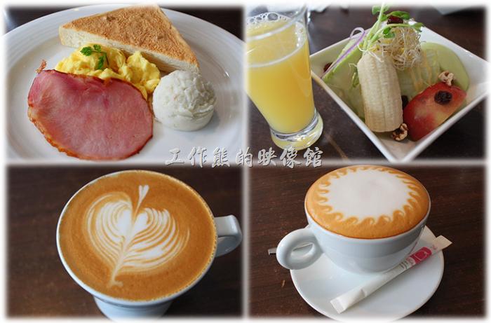 今天跟老婆來收集的是台南東區的「綠帕克咖啡館」,把小孩放家裡,趁機好好享受兩個人的早午餐,因為有朋友介紹這裡的義大麵不錯吃,環境也不錯,剛好又看到這裡也有供應早午餐(Bruch),於是兩人早午餐的甜蜜約會就選定這裡了。