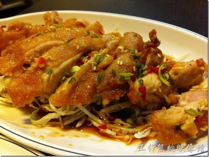 南港-雲泰萊泰式料理,椒麻雞