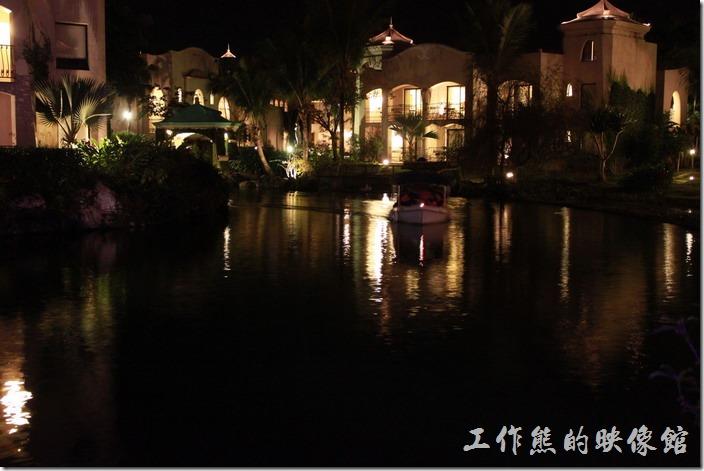 花蓮-理想大地渡假村-遊艇環河導覽