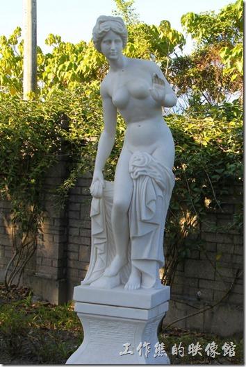 花蓮-理想大地渡假村女神像