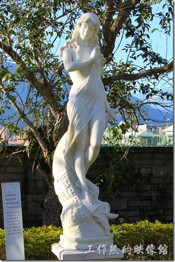 花蓮-理想大地渡假村(抒情詩和舞導女神-特布希科拉)