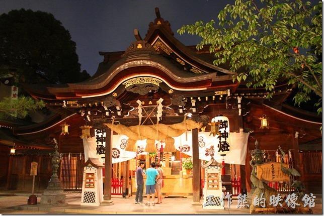 日本自由行之博多祇園山笠與櫛田神社05