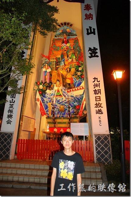 日本自由行之博多祇園山笠與櫛田神社06