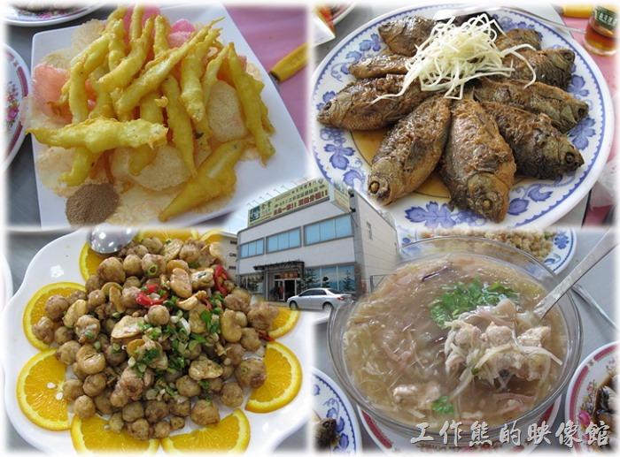 「和樂食堂」在嘉義的鹿草及台南的後壁一帶算是比較有名氣的餐廳了,這裡以「三杯田鼠」創始店為招牌,因為這一帶早期有台糖的甘蔗田,所以號稱這些田鼠都是吃甘蔗長大的。