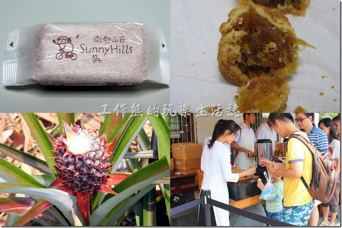 台灣人愛吃、愛排隊應該是世界上數一數二的國家了,光看這位於南投【微熱山丘】排隊等「鳳梨酥」的隊伍之長就可見一般,在台灣做鳳梨酥的非常多,可是要讓這麼多遊客排隊甘之如飴就不多了。
