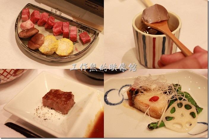 入住湯布院的《柚富之鄉彩岳館》是我們這趟日本九州自由行中最盡興的一晚,不僅僅是飯店內有家庭湯屋可以讓我們鬆弛身心,也因為彩岳館的晚餐,真的是給它有夠豐盛,餐點一道一道送上來,不只讓人目不暇給,還得擔心自己的肚量不夠大