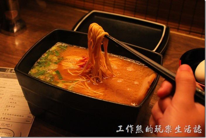日本-天神-一蘭拉麵17