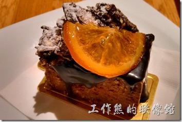 台北-溫德德式烘培餐館(內湖店)。惡魔屁蛋糕