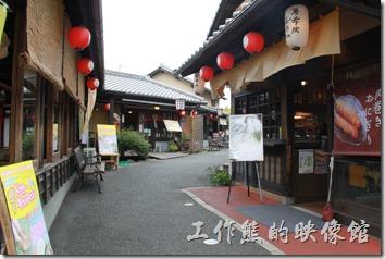 日本北九州-由布院街道