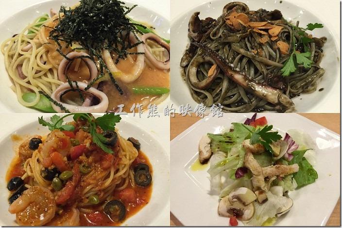 [台北]古拉爵(Cafe Gragie)中信南港店,披薩、義大利麵、燉飯餐廳