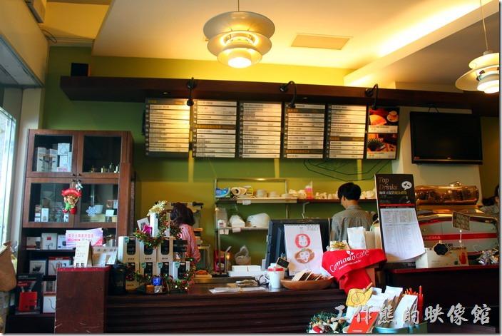 台南-席瑪朵咖啡烘培棧11