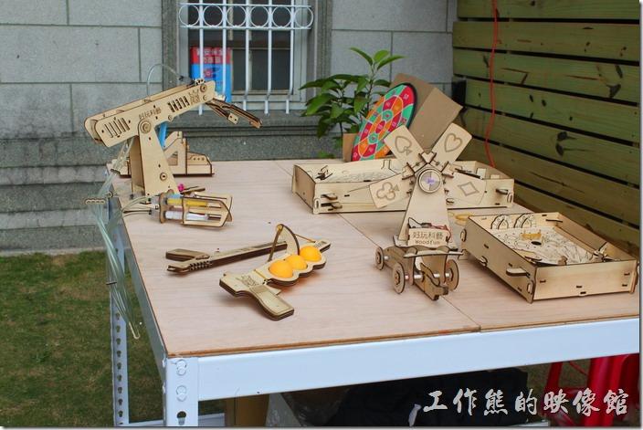 台南安平-運河路7號-創意市集 民宿30