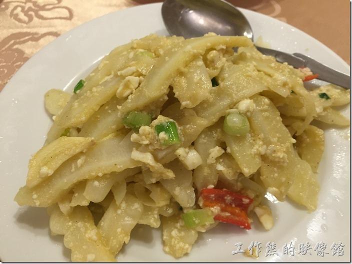 台北南港-北大莊川味館(鹹蛋苦瓜)