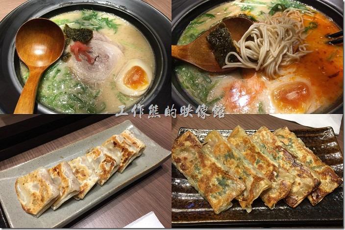 [台北]樂麵屋中信總部南港,來自日本拉麵三大體系