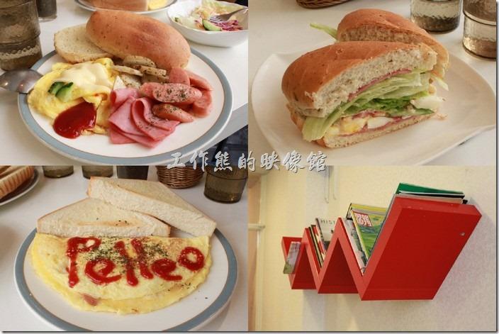 這間【沛里歐咖啡館(PELLEO)】自許自己是間以家庭創業實現夢想的店家,其店名【沛(PEL)】是以孩子的名字為基礎,而【里歐(LEO)】則象徵如獅子般的勇氣與力量!店家主要供應早餐、早午餐、煎餅、義大利麵、焗烤與咖啡飲品等餐點,看起來幾乎就像是一家複合式的咖啡餐廳了。