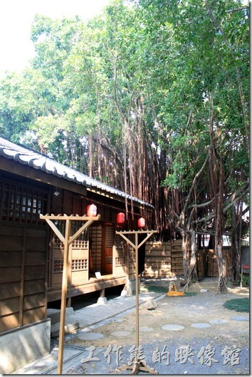 台南-台鹽日式宿舍