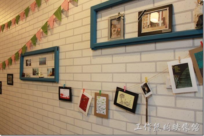 台南-Season_Cafe。一樓的景致。