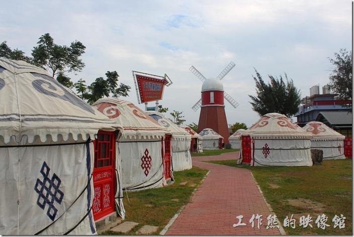 台南-台灣咖啡文化館。