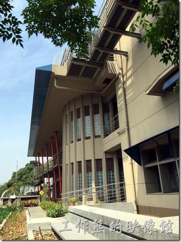 台南成功大學(力行校區)綠色魔法學校