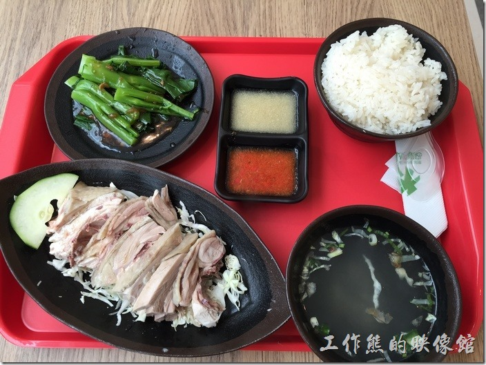 台北南港中信三樓美食街20