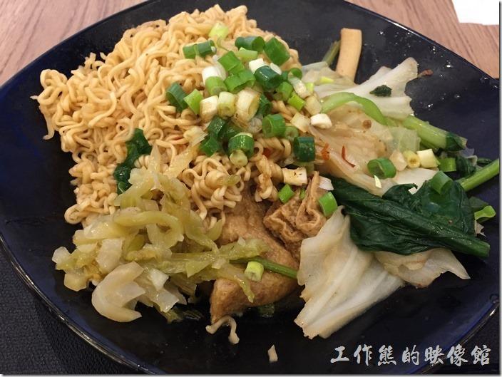 [台北南港]黑面菜滷春秋有好吃的滷味套餐
