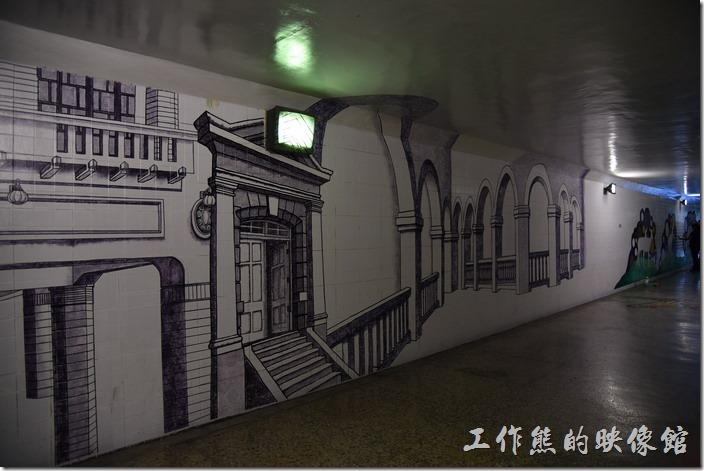 台南市衛民街地下道-新台壁-百會穴19