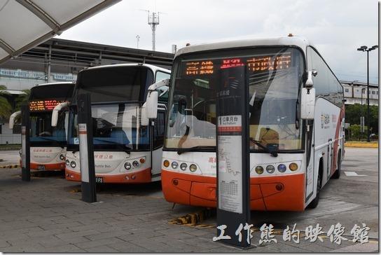 高鐵台南站-接駁車