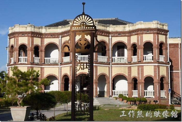 知事官邸:台南市蠻有建築特色的日治時代古蹟