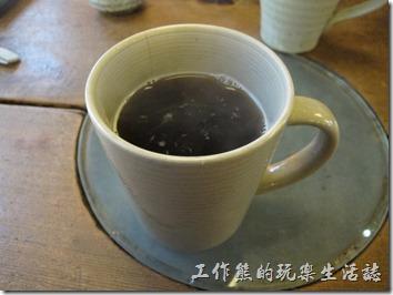 台南-奉茶。附餐飲料熱咖啡