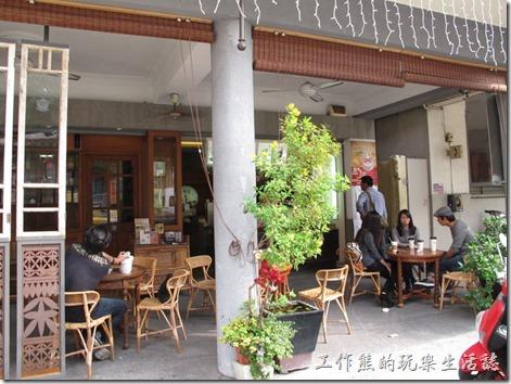 台南-奉茶