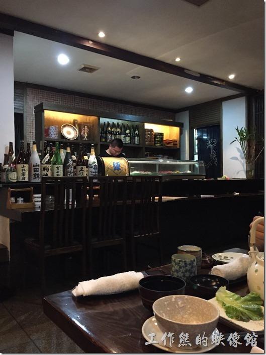 昆山-陣屋的生魚片廚房。