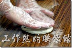 宜蘭-蔥仔寮蔥油餅體驗 拔蔥樂21
